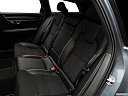 2018 Volvo V90 T6 AWD R-DESIGN, rear seats from drivers side.