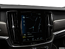 2018 Volvo V90 T6 AWD R-DESIGN, driver position view of navigation system.