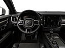 2018 Volvo V90 T6 AWD R-DESIGN, steering wheel/center console.