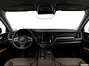 2018 Volvo XC60 T5 Momentum, centered wide dash shot