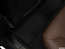 2018 Volvo XC60 T5 Momentum, rear driver's side floor mat. mid-seat level from outside looking in.