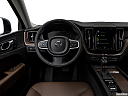 2018 Volvo XC60 T5 Momentum, steering wheel/center console.