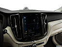 2018 Volvo XC60 T6 Inscription, driver position view of navigation system.