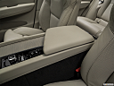 2018 Volvo XC60 T6 Inscription, front center console with closed lid, from driver's side looking down