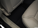 2018 Volvo XC60 T6 Inscription, rear driver's side floor mat. mid-seat level from outside looking in.