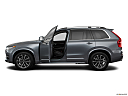 2018 Volvo XC90 T6 Momentum, driver's side profile with drivers side door open.