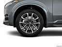 2018 Volvo XC90 T6 Momentum, front drivers side wheel at profile.