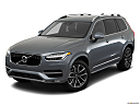 2018 Volvo XC90 T6 Momentum, front angle view.