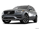2018 Volvo XC90 T6 Momentum, front angle view, low wide perspective.