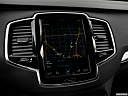 2018 Volvo XC90 T6 Momentum, driver position view of navigation system.