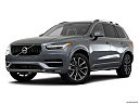 2018 Volvo XC90 T6 Momentum, front angle medium view.
