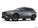 2018 Volvo XC90 T6 Momentum, low/wide front 5/8.