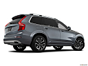 2018 Volvo XC90 T6 Momentum, low/wide rear 5/8.