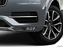 2018 Volvo XC90 T6 Momentum, driver's side fog lamp.