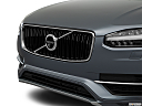 2018 Volvo XC90 T6 Momentum, close up of grill.