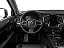 2018 Volvo XC90 T6 Momentum, steering wheel/center console.