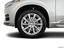 2018 Volvo XC90 T6 Inscription, front drivers side wheel at profile.