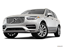 2018 Volvo XC90 T6 Inscription, front angle view, low wide perspective.