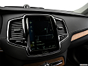 2018 Volvo XC90 T6 Inscription, driver position view of navigation system.