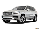 2018 Volvo XC90 T6 Inscription, front angle medium view.