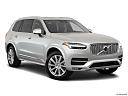 2018 Volvo XC90 T6 Inscription, front passenger 3/4 w/ wheels turned.