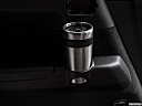 2018 Volvo XC90 T6 Inscription, third row side cup holder with coffee prop.
