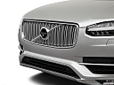 2018 Volvo XC90 T6 Inscription, close up of grill.