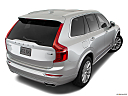 2018 Volvo XC90 T6 Inscription, rear 3/4 angle view.