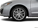 2019 Acura ILX, front drivers side wheel at profile.