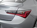 2019 Acura ILX, passenger side taillight.