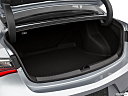 2019 Acura ILX, trunk open.