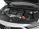 2019 Acura ILX, engine.