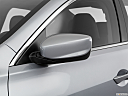 2019 Acura ILX, driver's side mirror, 3_4 rear