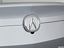 2019 Acura ILX, rear manufacture badge/emblem