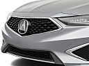 2019 Acura ILX, close up of grill.