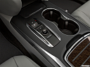 2019 Acura MDX, gear shifter/center console.