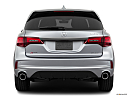 2019 Acura MDX, low/wide rear.