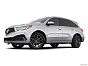 2019 Acura MDX, low/wide front 5/8.