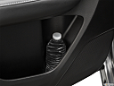 2019 Acura MDX, second row side cup holder with coffee prop, or second row door cup holder with water bottle.