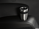2019 Acura MDX, third row side cup holder with coffee prop.