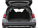 2019 Acura MDX, trunk open.