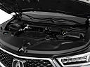 2019 Acura MDX, engine.