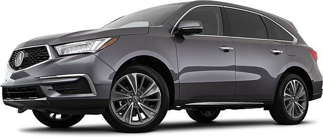 2019 Acura MDX SH-AWD w/Tech at Pauly Acura of Highland Park, IL