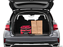 2019 Acura MDX, trunk props.