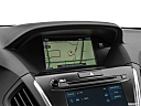 2019 Acura MDX Sport Hybrid SH-AWD, driver position view of navigation system.