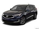 2019 Acura RDX, front angle view.
