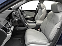 2019 Acura RDX, front seats from drivers side.