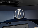 2019 Acura RDX, rear manufacture badge/emblem