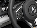 2019 Acura RDX, steering wheel controls (left side)
