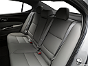 2019 Acura TLX 2.4 8-DCT P-AWS, rear seats from drivers side.